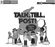Talk tell post